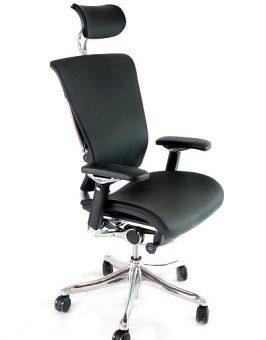 Górna półka ergonomii – Ergomax Nefil