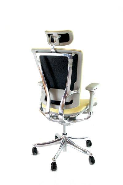 Fotel biurowy Ergomax Nefil - skóra (8)